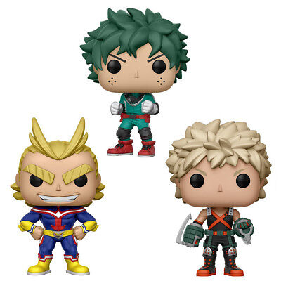 My Hero Academia Deku Battle Pop Vinyl Read Description Confirmed