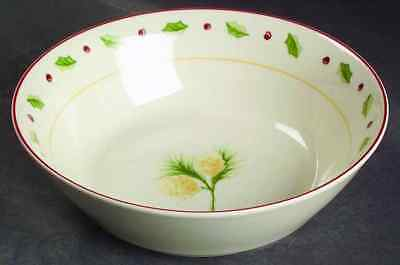 Merry Brite (china) HOLIDAY HOME Soup Cereal Bowl 4465630