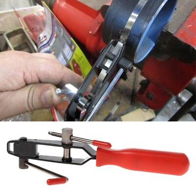 Automotive Car CV Joint Boot Clamp Banding Crimper Tool With Cutter Pliers ST637