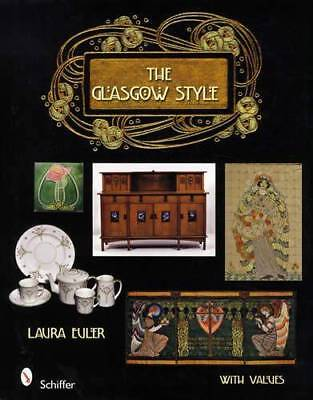 c1900 Art Nouveau / Deco Arts Crafts Glasgow Style Scotland Collector Reference