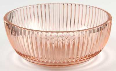 Anchor Hocking QUEEN MARY PINK Cereal Bowl 883831