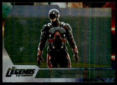 Trading Card Singles Non-sport Trading Cards Dc Legends Of Tomorrow Foil Base Card #71 Reversing The Past