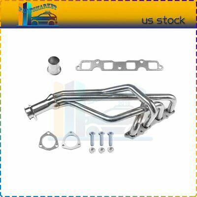 STAINLESS RACING MANIFOLD HEADER EXHAUST FOR TOYOTA COROLLA 1.8L OHV