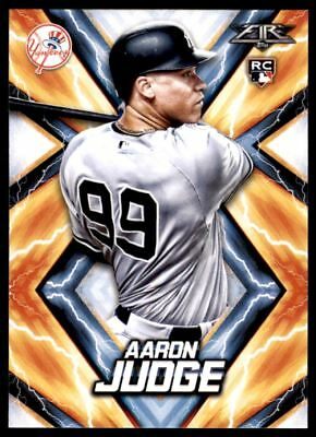 2017 Topps Archives 62 Aaron Judge Rookie Card Yankees Rc 2499