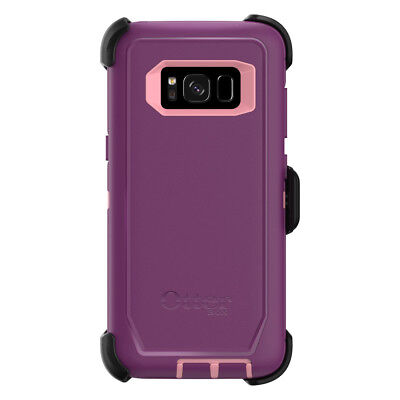OtterBox Defender Series Case & Holster for  Galaxy S8  (77-54730) Vinyasa