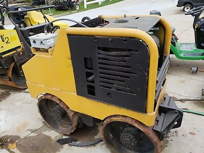 Diesel Pad Foot Trench Compactor Roller BUY IT NOW!!!