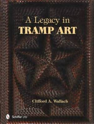 Tramp Folk Art Collector Reference Hundreds of Photos Origin Artists History Etc