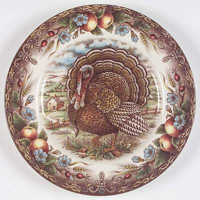 Royal Stafford TURKEY BROWN Dinner Plate 6512404