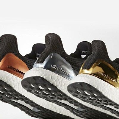 da08325ad19a5 adidas Ultra BOOST LTD 2.0 Olympic Gold   Silver   Bronze Medal Shoes Pick 1