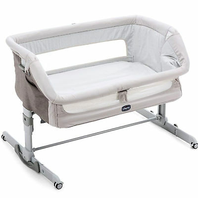 Chicco Legend Next 2 Me Dream Height Adjustable Side Sleeping Crib