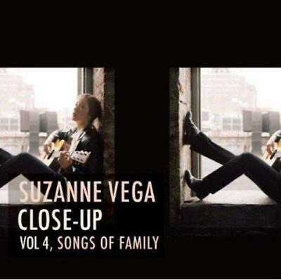 Suzanne Vega - Vol. 4 Songs Of Family (NEW CD)