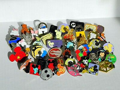 Disney Trading Pin Lot 100 Pins with Free Shipping