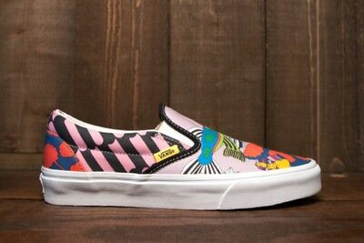 05b6907e72 The Beatles VANS Slip On Mens 10 Shoes SEA OF MONSTERS YELLOW SUBMARINE