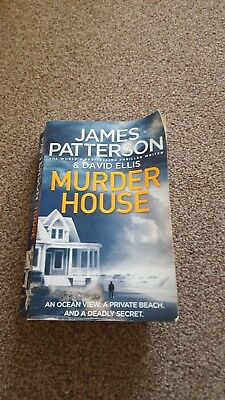 James Patterson  Murder House Paperback..