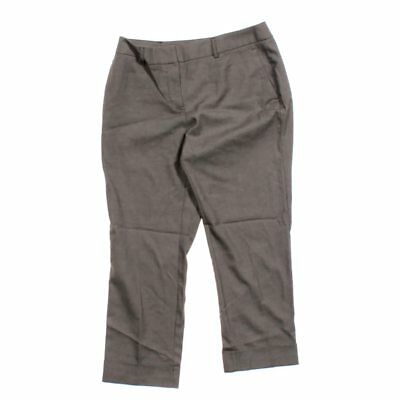 326c7386615 ZENERGY BY CHICOS Size 0 Small Gray Lightweight Cropped Capris Pants ...