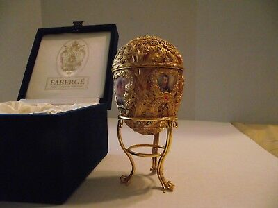 Faberge The Imperial Peter the Great Egg