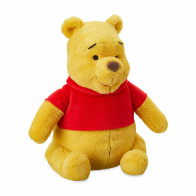 "Disney Winnie the Pooh Plush Medium 12"" Inch Stuffed Toy - New"