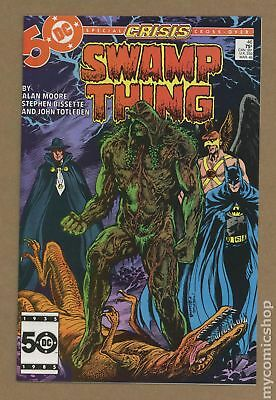 Swamp Thing (2nd Series) #46 1986 VF 8.0