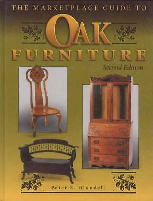 ON SALE Marketplace Guide to Oak Furniture ID Prices Antique Tables Chairs Etc