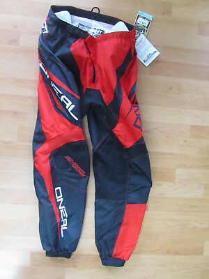 Oneal O'Neal Element  Hose Crosshose DH MX Freeride DH  UVP 99,95 rot schwarz