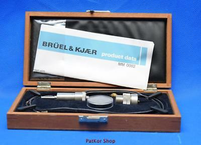 Bruel & Kjaer MM 0002 Magnetic Transducer/0098