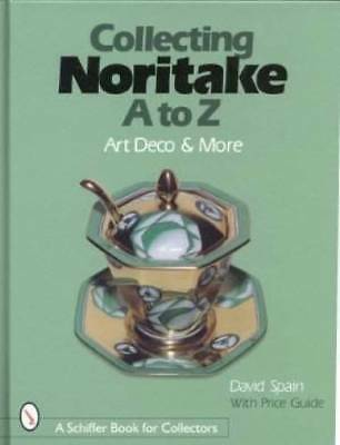 Noritake Art Deco & More Book Figurines Lamps