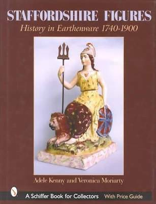 English Staffordshire Victorian Era Figures 1740-1900 ID Guide Pricing & History