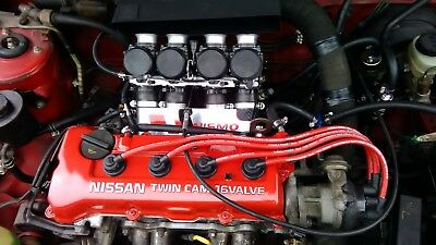 To Fit Nissan Micra K11, Formula Power 10mm RACE PERFORMANCE HT Ignition Leads.