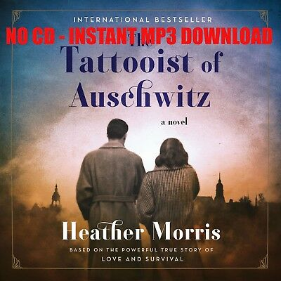 The Tattooist of Auschwitz Heather Morris - {AUDIOBOOK}