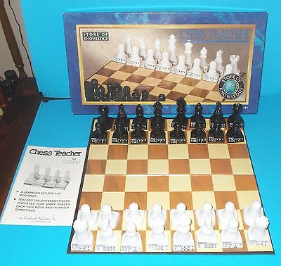 Store Of Knowledge® Chess Teacher - Beginners Can Learn How To Play Chess
