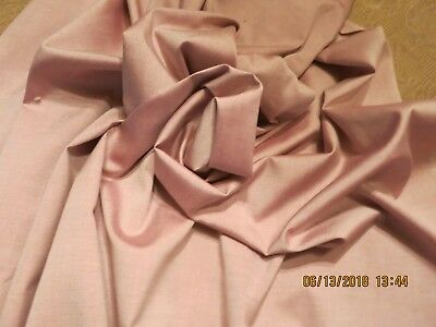 Vgt. Ombre  Chambray Super Lavender Soft Silky Doll Clothe Endless Uses 21X18