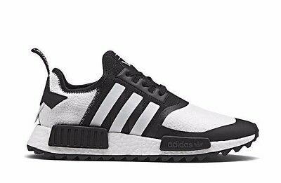 ac1d99f379d91 Adidas X White Mountaineering NMD R1 Trail PK CG3646 Core Black White SZ 7-