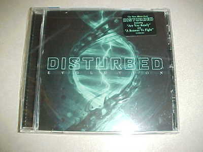 "Disturbed ""Evolution"" UNOPENED - BRAND NEW CD 2018"