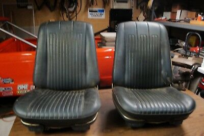 1968 68 CHEVELLE Ss Convertible Chevy Gm-A Body Bucket Seats