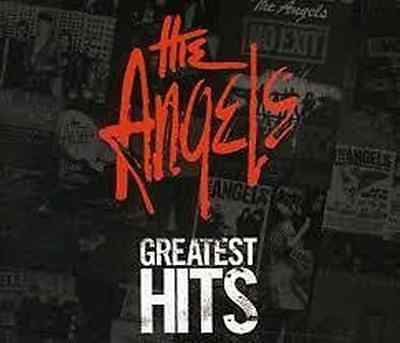 THE ANGELS Greatest Hits CD/DVD BRAND NEW Deluxe Edition Digipak w/ Live Tracks
