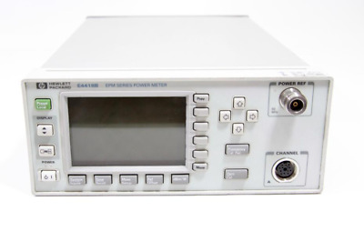 Power Meter Agilent E4418B /UD 0211