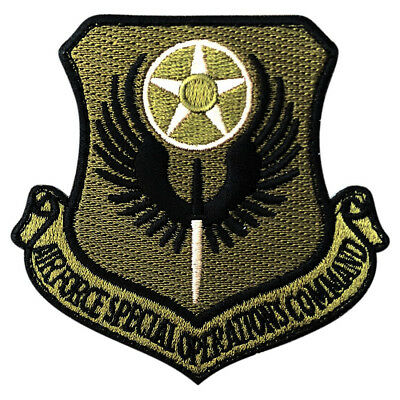 AFSOC Air Force Special Operations Command Patch [Hook-3 inch-MTA9]