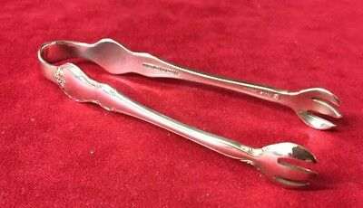 Darling FRENCH PROVINCIAL Sugar Tongs 0.785 ozt by Towle Sterling Find