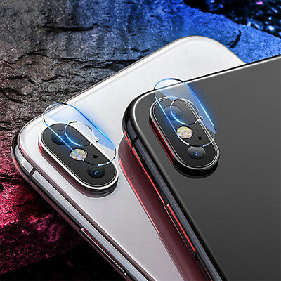 For iPhone XR XS Max Accessory Back Camera Lens Screen Tempered Glass Protector