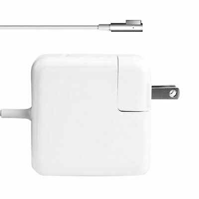 US L-Tip/T-Tip AC Power Adapter Charger for Apple Macbook Air Pro 45/60/85W