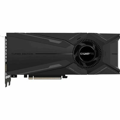 8GB Gigabyte GeForce RTX 2080 Turbo OC Aktiv PCIe 3.0 x16 (Retail)
