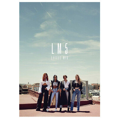 Little Mix - LM5 (NEW SUPER DELUXE CD)