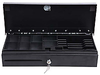 NEW! Capture HS-170 HS-170 Flip Top Cash Drawer Wi