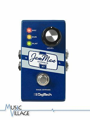 Digitech JamMan Express XT Looper Pedal *Free Patch Cable*