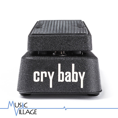 Dunlop CBM95 Cry Baby Mini Wah Effects Pedal *Free Patch Cable*