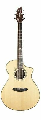 Breedlove Stage Concert Sitka-Mahogany Acoustic Electric Guitar With Gigbag