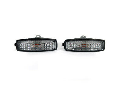 JDM Dome Type Crystal Clear Side Marker Lights For 1994-2002 Honda Accord CD6