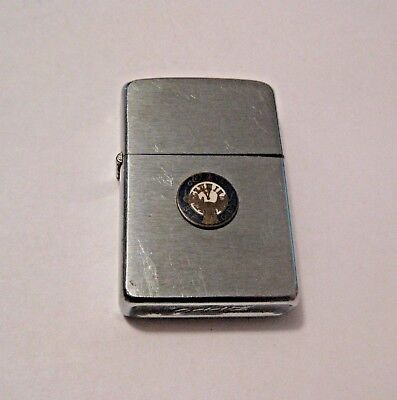RARE VINTAGE 1950's B.P.0.E. ELKS ADVERTISING ZIPPO LIGHTER ~ SEE ALL OUR ZIPPOS