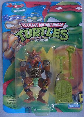Rahzar vintage TMNT / Teenage Mutant Ninja Turtles tortues  Playmates MOC NEUF