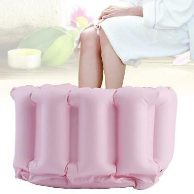 Inflatable Foot Basin For Pedicure Care Home Use Feet Soak Inflatable Bath Basin